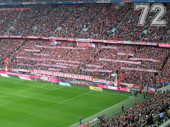 Bayern - Frankfurt