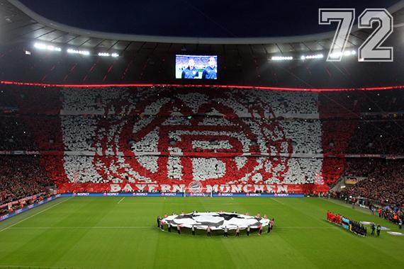 FC Bayern - Atletico Madrid