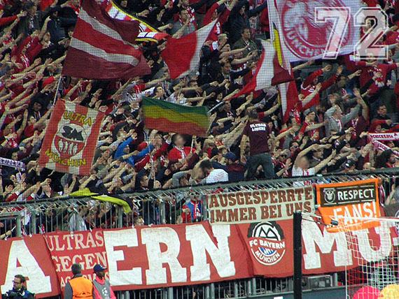 Bayern - Lissabon