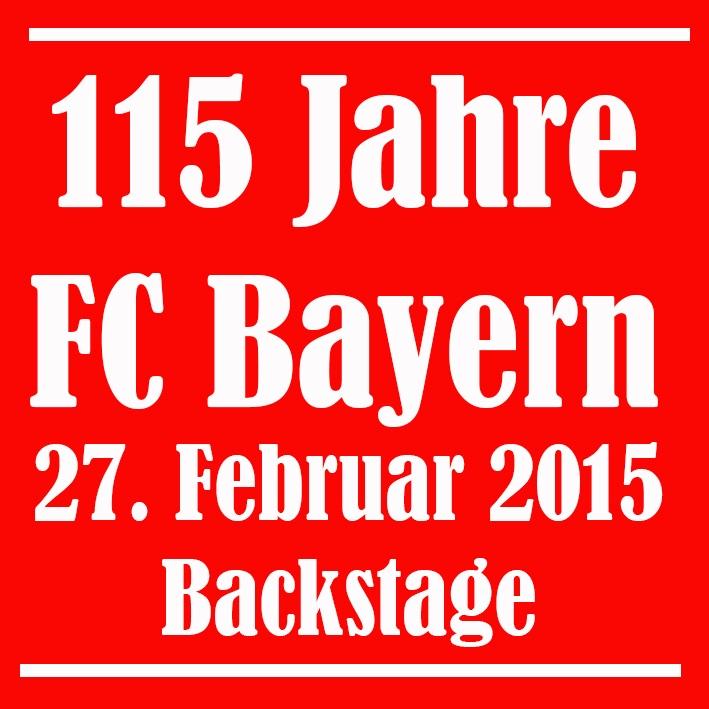 115 Jahre FCB