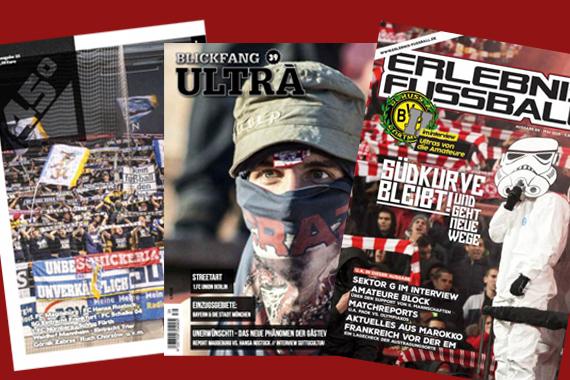 Fanzines Hannover Heimspiel
