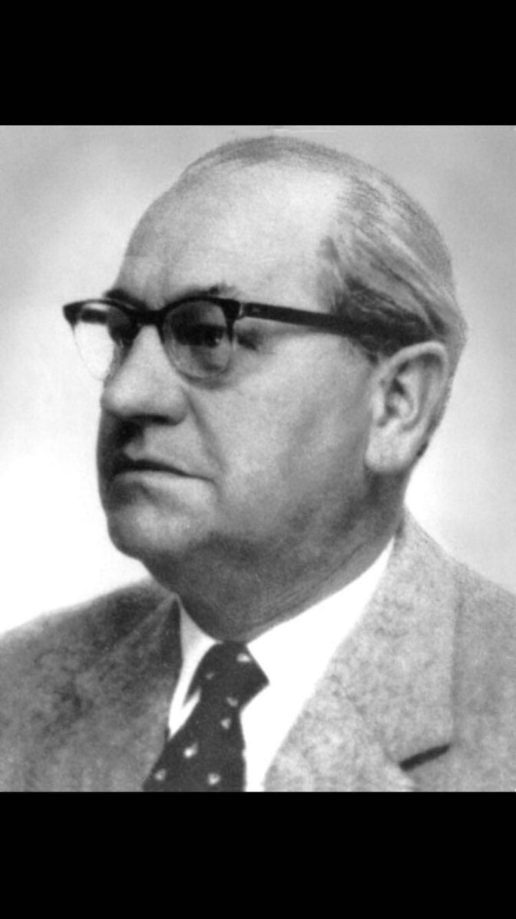 Josef Bayer - Portrait