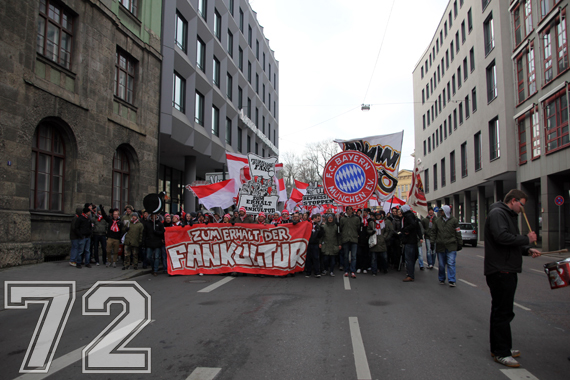 demo augsburg